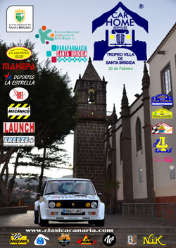 Cartel de la I Clásica Car Home Services