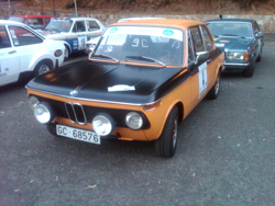 BMW 1602 de David Bethencourt y Antonio Estalella
