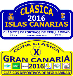 Campeonatos de Regularidad 2016